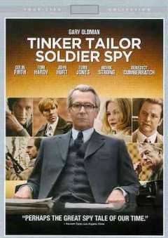 Tinker tailor soldier spy / Focus Features and StudioCanal present ; a Karla Films, Paradis Films, Kinowelt Filmproduction ; co-production with the participation of Canal+ and Cinecinema ; a Working Title production ; screenplay by Bridget O