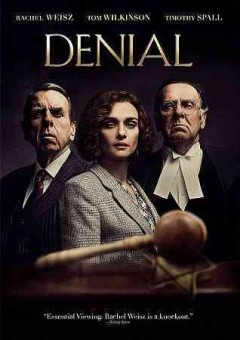 Denial / Bleecker Street presents ; in association with Participant Media and BBC Films ; with Shoe Box Films ; produced by Gary Foster, Russ Krasnoff ; screenplay by David Hare ; directed by Mick Jackson.