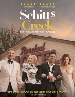 Schitt$ Creek. The complete collection.