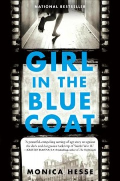 Girl in the blue coat / by Monica Hesse.