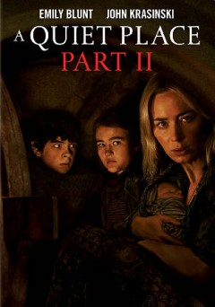 A quiet place. Part II / written and directed by John Krasinski ; produced by Michael Bay, Andrew Form, Brad Fuller, John Krasinski ; Paramount Pictures presents ; in association with Michael Bay ; a Platinum Dunes/Sunday Night production.