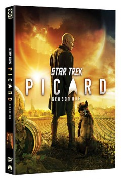Star Trek. Picard. Season one.