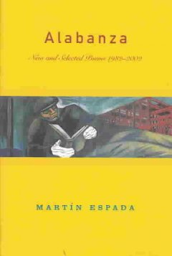 Alabanza : new and selected poems, 1982-2002 / Martín Espada.