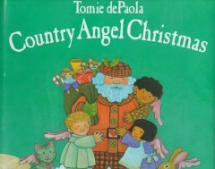 Country angel Christmas / Tomie dePaola.