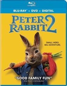 Peter Rabbit 2: The runaway / Columbia Pictures presents in association with 2.0 Entertainment and MRC ; an Animal Logic Entertainment/Olive Bridge Entertainment production ; a Will Gluck film ; written by Will Gluck & Patrick Burleigh ; produced by Will Gluck, Zareh Nalbandian, Catherine Bishop, Jodi Hildebrand ; directed by Will Gluck.
