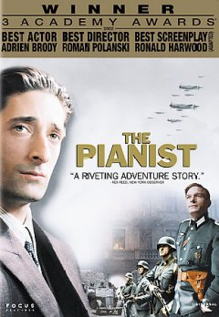 The pianist / a Roman Polanski film ; a France-Poland-Germany-United Kingdom coproduction ; R.P. Productions, Heritage Films, Studio Babelsberg, Runteam Ltd. with the participation of Canal+ ... [et al.] ; produced by Roman Polanski, Robert Benmussa, Alain Sarde ; screenplay by Ronald Harwood ; directed by Roman Polanski.
