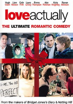 Love actually / Universal Pictures and Studiocanal present a Working Title production in association with DNA Films ; produced by Duncan Kenworthy, Tim Bevan, Eric Fellner ; written and directed by Richard Curtis.