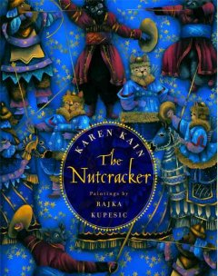 The Nutcracker : based on the National Ballet of Canada
