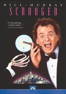 Scrooged / produced by Richard Donner, Art Linson ; directed by Richard Donner ; written by Mitch Glazer, Michael O