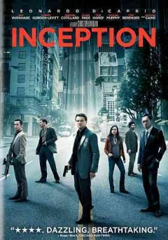 Inception / Warner Bros. Entertainment ; Legendary Pictures ; produced by Emma Thomas, Christopher Nolan ; written and directed by Christopher Nolan.