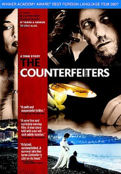 The counterfeiters / a Sony Pictures Classics release, a production of Aichholzer Filmproduktion and Magnolia Filmproduktion in association with Studio Babelsberg Motion Pictures/Babelsberg Film and ZDF ; producers, Josef Aichholzer, Nina Bohlmann, Babette Schröder ; written and directed by Stefan Ruzowitzky.