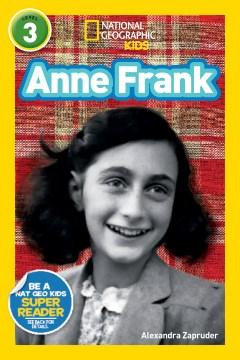 Anne Frank / Alexandra Zapruder.