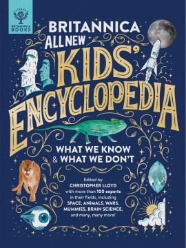 Britannica all new kids