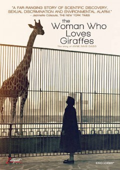 The woman who loves giraffes / a Crave Original ; with support from Ontario Creates, Telefilm Canada and the Rogers Group of Funds ; through The Theatrical Documentary Program, Ontario Film and Television Tax Credit and The Canadian Film or Video Production Tax Credit ; written and directed by Alison Reid.