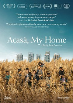 Acasă, my home / Manifest Film presents ; in coproduction with HBO Europe, Corso Film, Kinocompany ; directed by Radu Cionicluc.