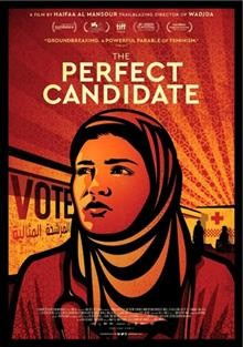 The perfect candidate / director, Haifaa Al-mansour.