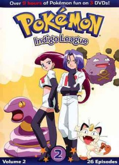 Pokemon Indigo League. Volume 2, Episodes 27-52 / Viz Media ; Pokémon Company International.