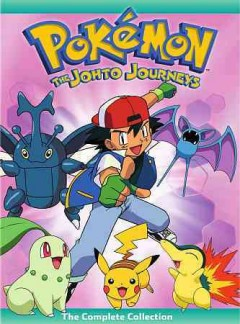 Pokémon, the Johto journeys : the complete collection / Viz Media ; The Pokemon Company International.