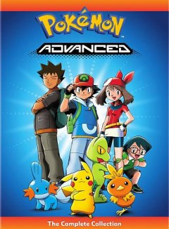 Pokemon advanced. The complete collection.