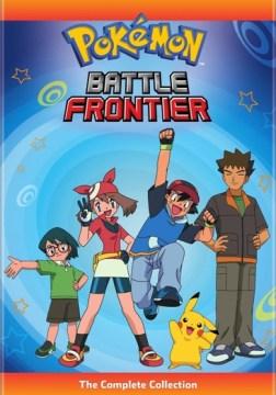 Pokémon. Battle frontier : the complete collection.