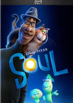 Soul / Disney presents ; a Pixar Animation Studios film ; produced by Dana Murray ; story & screenplay by Pete Docter, Mike Jones, Kemp Powers ; co-directed by Kemp Powers ; directed by Pete Docter.