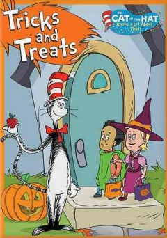 The cat in the hat knows a lot about that!. Tricks and treats.