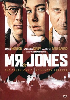 Mr. Jones / directed by Agnieszka Holland.