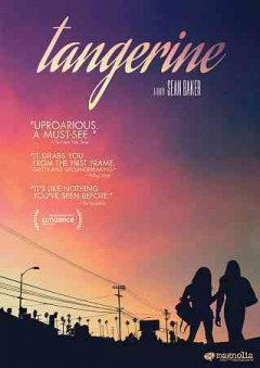 Tangerine / Magnolia Pictures ; Duplass Brothers Productions and Through Films present ; in association with Cre Film and Freestyle Picture Co. ; a film by Sean Baker ; producers, Marcus Cox & Karrie Cox ; producers, Darren Dean , Shih-Ching Tsou ; written by Sean Baker & Chris Bergoch ; directed by Sean Baker.