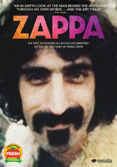 Zappa / Magnolia pictures and Great Point Media present ; a Trouper production l in association with Zipper Bros Films and Roxbourne Media Limited ; produced by Alex Winter and Glen Zipper ; directed by Alex Winter.