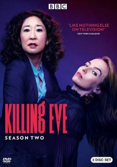 Killing Eve. Season two / A Sid Gentle FIlms LTD production for BBC America ; series producer, Elinor Day ; written by Emerald Fennell ; directed by Damon Thomas.