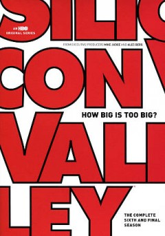 Silicon Valley. The complete sixth season.