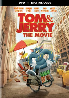 Tom & Jerry : the movie / Warner Bros. Pictures presents ; written by Kevin Costello ; produced by Chris DeFaria ; directed by Tim Story.