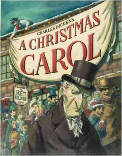 A Christmas carol / Charles Dickens ; [illustrated by] Brett Helquist ; [abridged by Josh Greenhut].