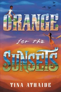 Orange for the sunsets / Tina Athaide.
