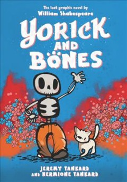 Yorick and Bones / Jeremy Tankard and Hermione Tankard.