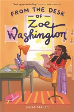 From the desk of Zoe Washington / Janae Marks.