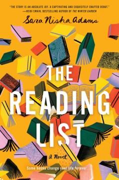 The reading list : a novel / Sara Nisha Adams.