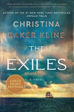 The exiles / Christina Baker Kline.