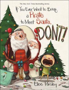 If you ever want to bring a pirate to meet Santa, don