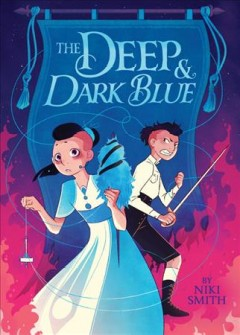 The deep & dark blue / Niki Smith.