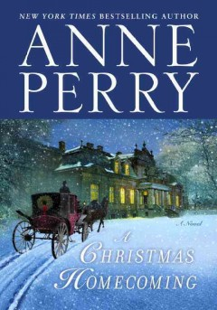 A Christmas odyssey : a novel / Anne Perry.