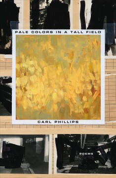 Pale colors in a tall field / Carl Phillips.