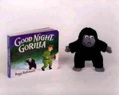 Good Night Gorilla Gift Box [With Gorilla]