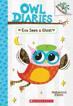 Eva sees a ghost / Rebecca Elliott.