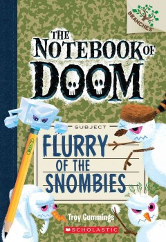 Flurry of the snombies / by Troy Cummings.