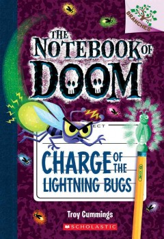 Charge of the lightning bugs / by Troy Cummings.
