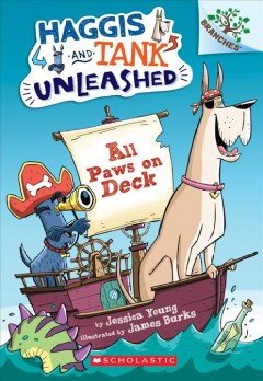 All paws on deck / by Jessica Young ; illustrated by James Burks.