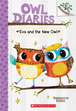 Eva and the new owl / Rebecca Elliott.