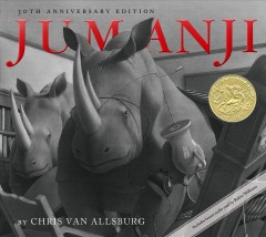 Jumanji 30th Anniversary Edition [With Audio Download]