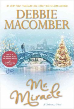 Dashing through the snow : a Christmas novel / Debbie Macomber.